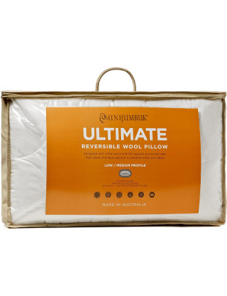 Ultimate Low/Medium Pillow