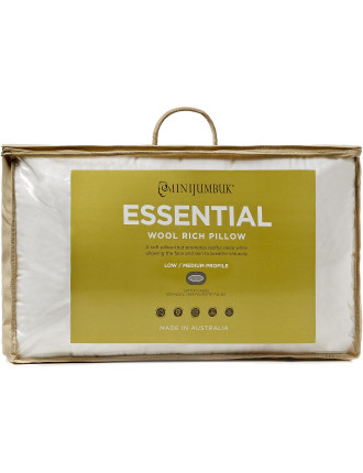 Essential Low/Medium  Pillow