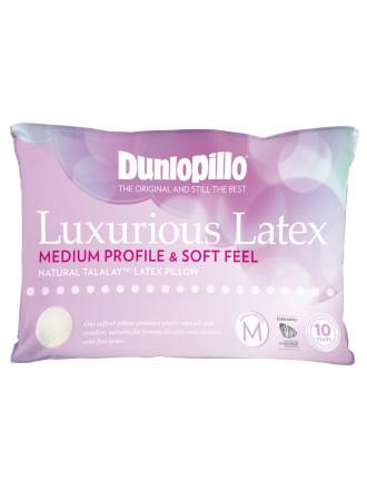 Luxurious Latex Medium Profile & Soft Feel Latex Pillow