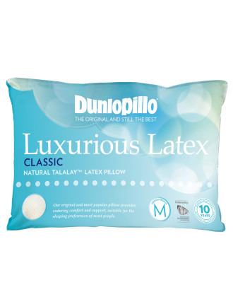 Luxurious Latex Classic Latex Pillow