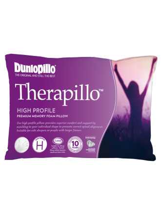 Therapillo High Memory Foam Pillow