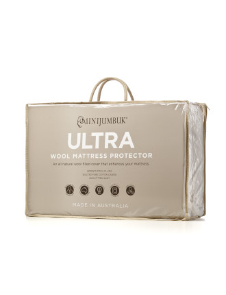 Ultra Mattress Protector King Single