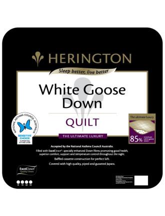 Herington  85 Quilt King