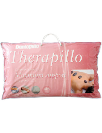 Therapillo Low Memory Foam Pillow
