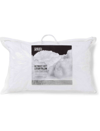 ULTIMATE SOFT LUXURY PILLOW 85/15 GOOSE