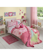 Litlle Princess Double Bed Quilt Cover Set $129.95