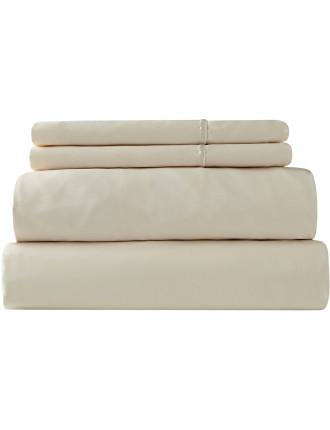 Supima Cotton Queen Bed Sheet Set