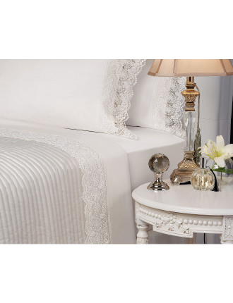 Contessa Queen Bed Sheet Set