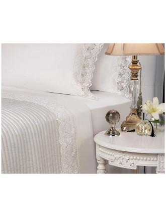 Contessa King Bed Sheet Set