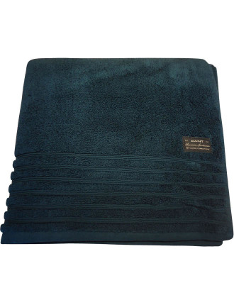 Solid Terry Bath Towel