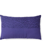 Labyrinth Blue Cushion $79.00