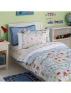 Trains King Single Sheet Set $139.95