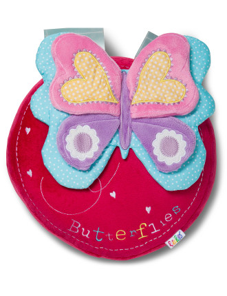Flutterby Cushion