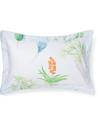 Postcard Standard Pillowcase