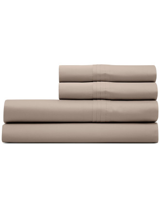 500 Thread Count Eygptian Cotton Sateen Queen Bed Sheet Set
