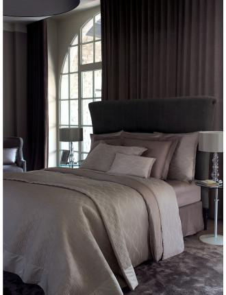 Points Flat Sheet Single Bed