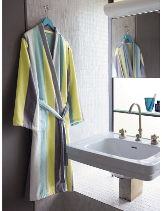 Spatial Jaquard Robe Medium