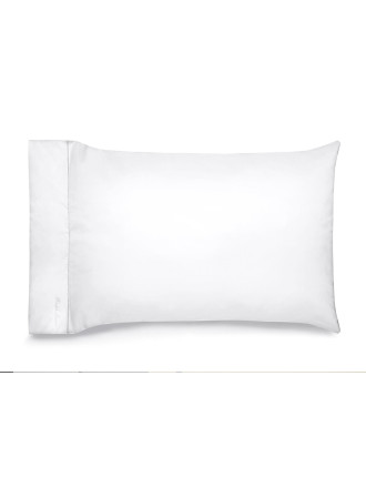RL 624 Standard Pair Pillow Case White 50x75cm