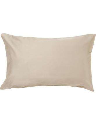 Satin Dune Pillowcase Standard