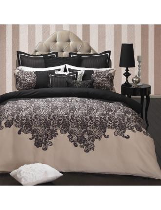 Scarlett Queen Bed Quilt Cover Set