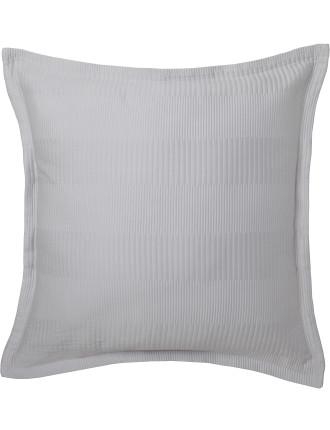 Manhatten Silver European Pillowcase
