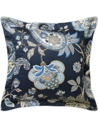 TOORAK NAVY SQUARE CUSHION