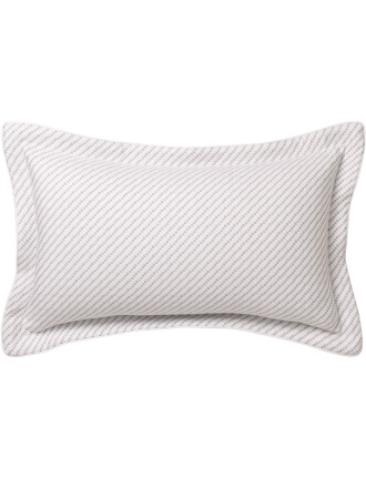 TYLER SILVER DECORATOR CUSHION