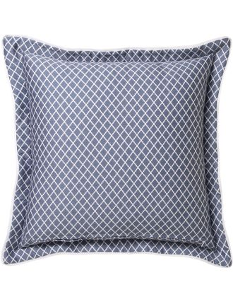CARNATION DENIM QLTD SQUARE CUSHION