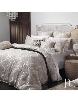 Freya Queen Bed Quilt Cover Set