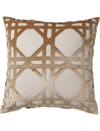 Octagonal Square Cushion Filled