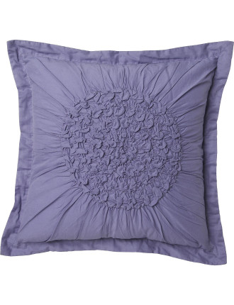 Tamsin Jacaranda Square Cushion Filled
