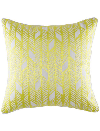Zia Line Square Cushion