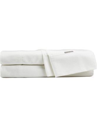 Darlington Vanilla King Single Bed Sheet Set