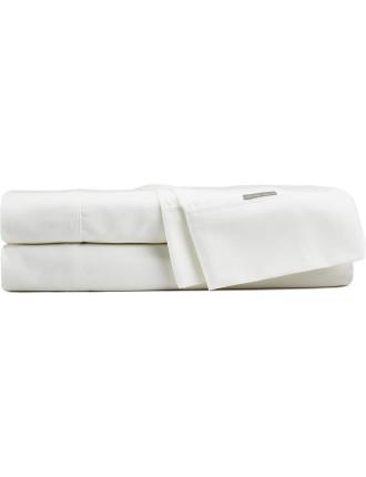 Darlington Vanilla Queen Bed Sheet Set