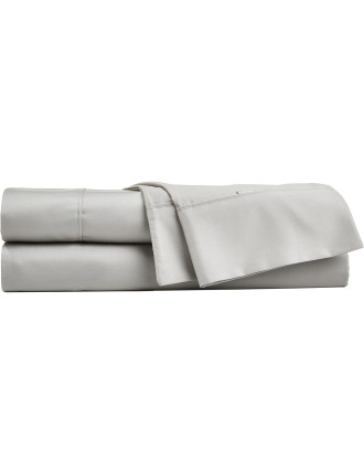 Darlington Grey Queen Bed Sheet Set