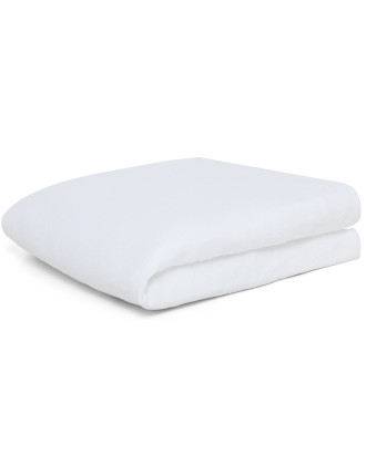 Originel Blanc Fitted Sheet King