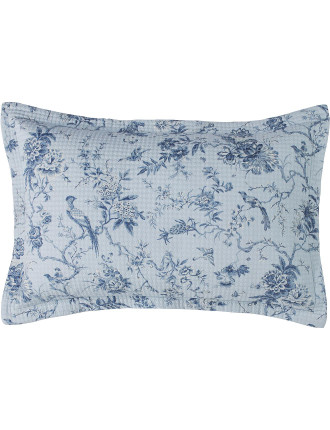 Pillemont Toile Pillow Sham Standar (Pair)