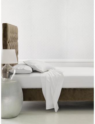 Banff Stripe Queen Bed Sheet Set