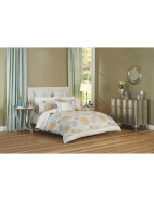 Gardenia Quilt Cover Queen Bed $159.95