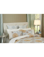 Gardenia Standard Pillowcases Pair $44.95