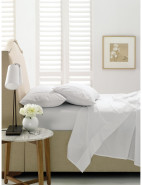 300tc Egyptian Cotton Sheet Set - King Bed $199.95
