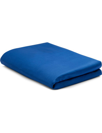 Triomphe Sapphire Fitted Sheet King