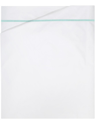 Athena Glace Flat Sheet Queen