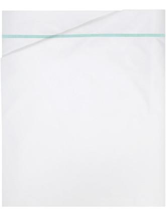 Athena Glace Flat Sheet King