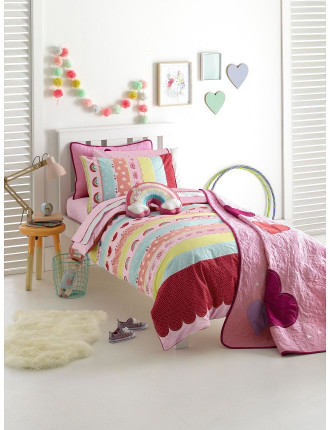 Sweet Dreams Quilt Cover Set Double