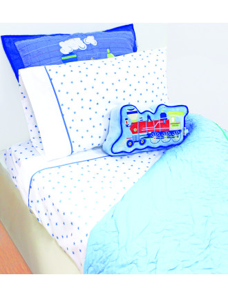 Stars King Single Sheet Set