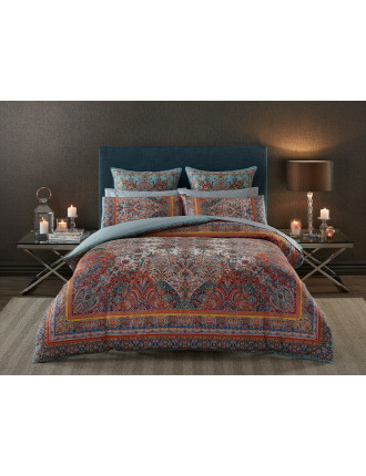 Bukhara Quilt Cover King