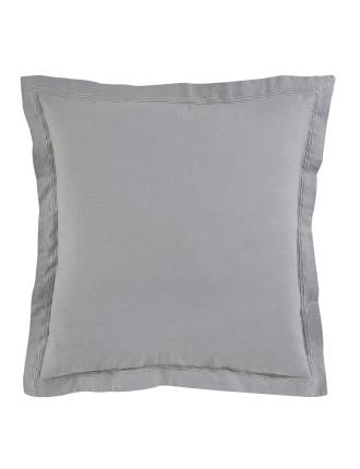 Heston Silver European Pillowcase (Each)