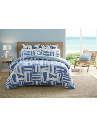 Eden Queen Bed Quilt Cover