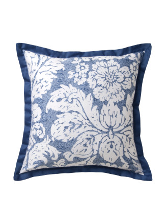 FLORENCE SQUARE CUSHION QUILTED  41X41 CM